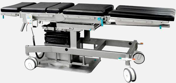 Urology operating table / universal / endoscopy / gynaecology RÜGEN Gubbemed