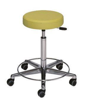 Medical stool / on casters / height-adjustable 1 Heinemann Medizintechnik