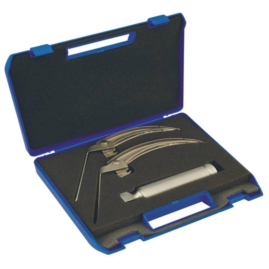 Laryngoscope set HM 7035 Haymed