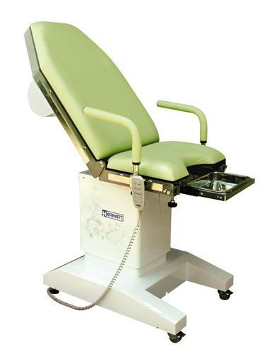 Gynecological examination chair / electrical / height-adjustable / on casters HG 10WRL Herbert