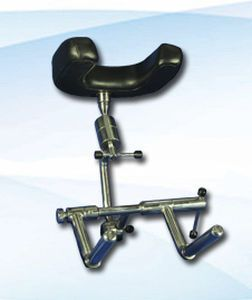 Headrest support / operating table Herbert