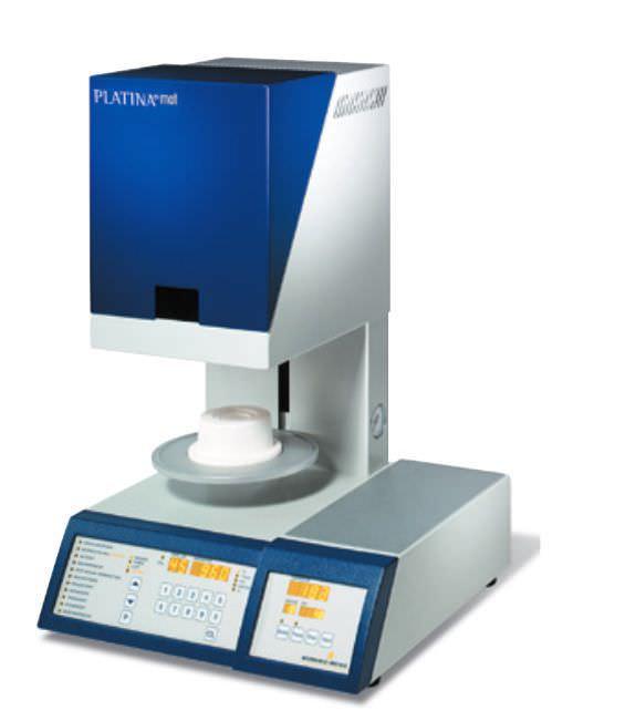 Dental laboratory oven / ceramic PLATINA® MAT Heimerle + Meule
