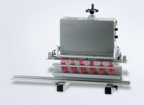 Medical thermosealer / semi-automatic hpl 450 TSM hawo