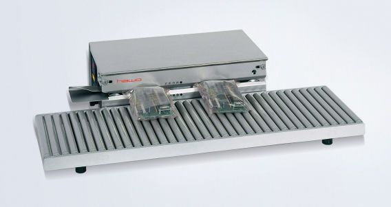Medical thermosealer / rotary hpl 500 D-V hawo