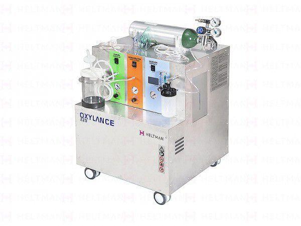 Multipurpose oxygen concentrator 0 - 5 L/mn | Oxylance™ 220 Heltman Medikal AS