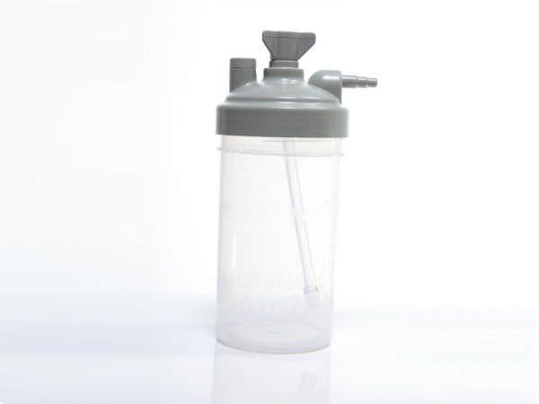 Bubble humidifier / disposable Oxylive™ Heltman Medikal AS