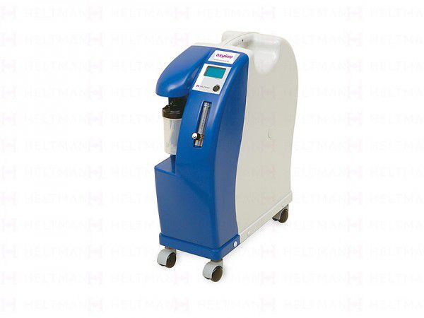 Oxygen concentrator / on casters 0 - 5 L/mn | Oxylive Plus™ Heltman Medikal AS