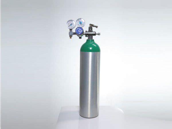 Oxygen cylinder Oxylive™ Heltman Medikal AS