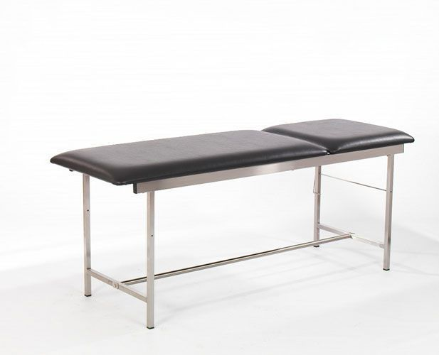 Mechanical examination table / folding / 2-section HAMMAM MEDICAL