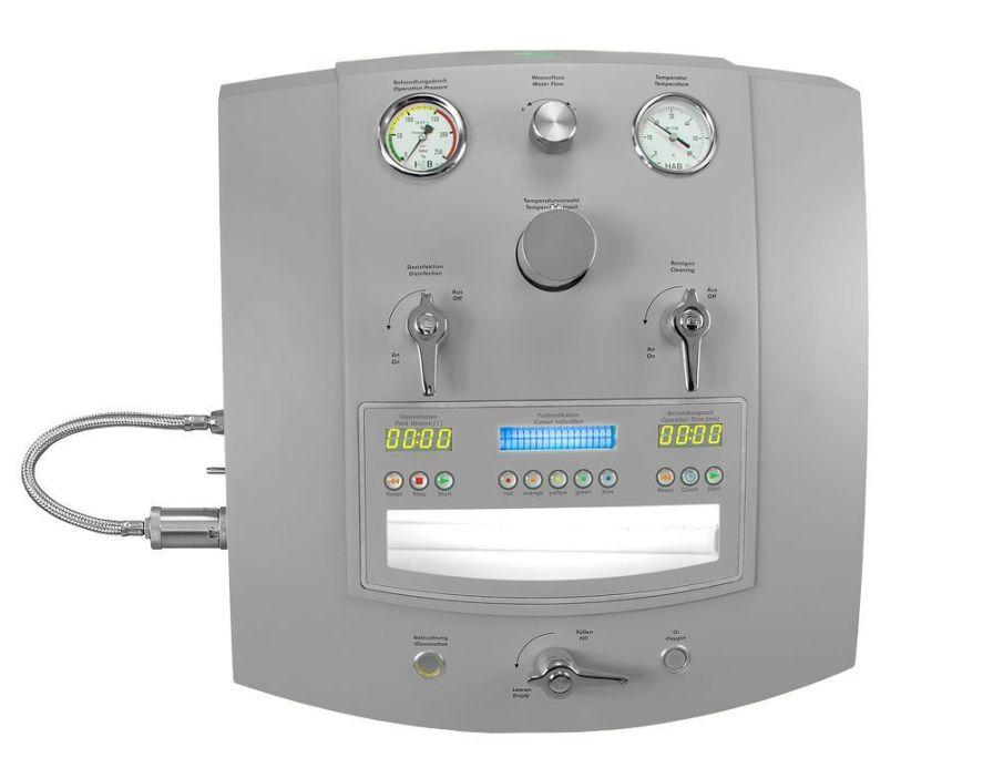 Colon hydrotherapy unit / on casters Hydromat comfort Herrmann Apparatebau