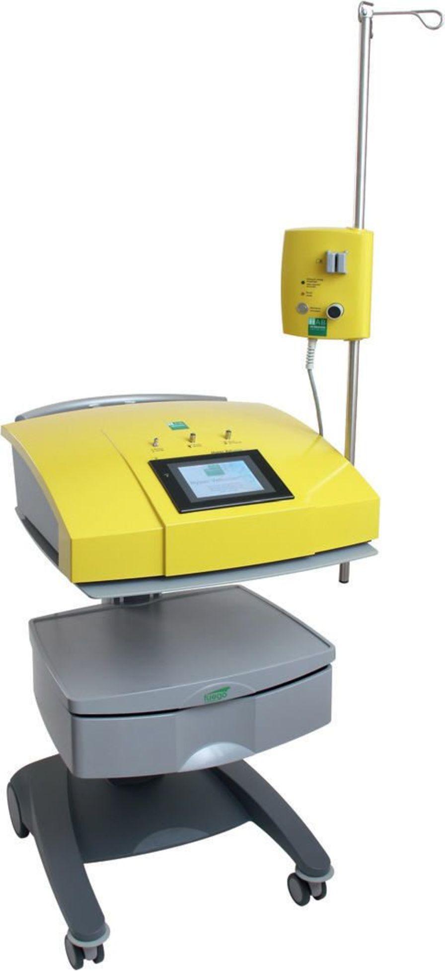 Veterinary ozone therapy unit Hyper Vetozon comfort Herrmann Apparatebau