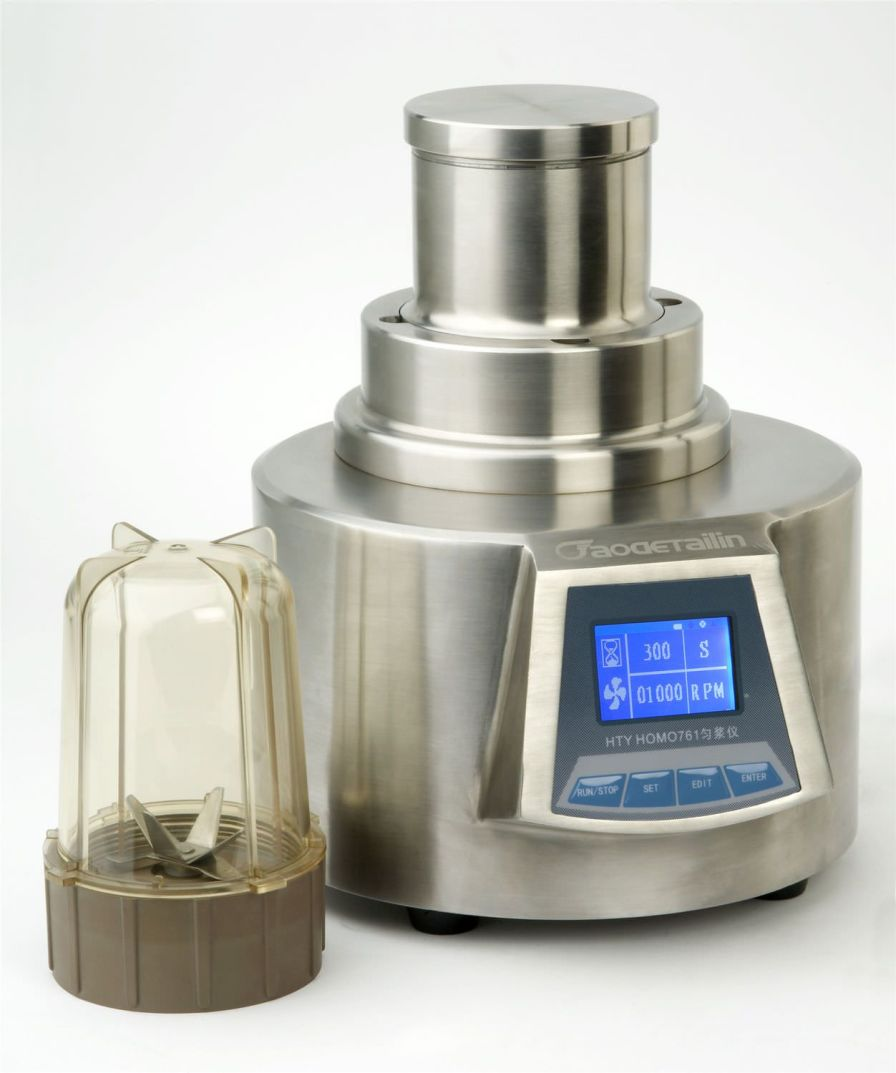 Laboratory homogenizer HTY-761 Hangzhou Tailin Bioengineering Equipments CO., LTD