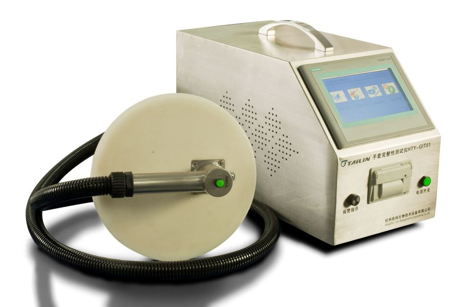 Integrity tester / for laboratory isolators HTY-GIT01 Hangzhou Tailin Bioengineering Equipments CO., LTD