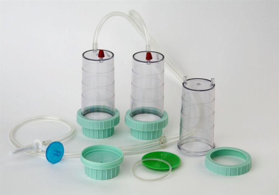 Centrifuge filter FC502/FC502A Hangzhou Tailin Bioengineering Equipments CO., LTD