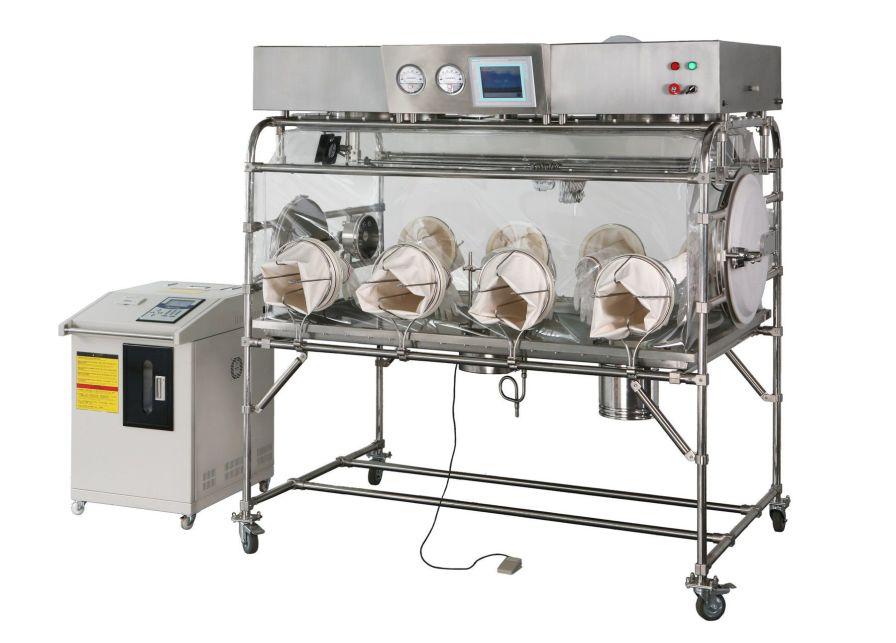 Class III isolator / glove box Hangzhou Tailin Bioengineering Equipments CO., LTD