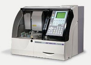 Automatic biochemistry analyzer / veterinary DRI-CHEM 7000 Heska