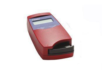 Portable hemoglobin analyzer 0 - 25.6 g/dL | HemoCue® Hb 201+ HemoCue