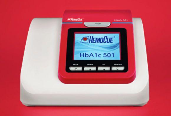 Automatic HbA1c analyzer HemoCue® HemoCue