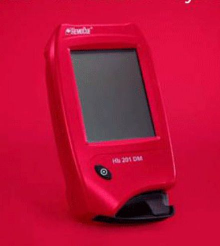 Portable hemoglobin analyzer 0 - 25.6 g/dL | HemoCue® Hb 201 DM HemoCue