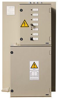 Concentrate distribution system for hemodialysis Herco Wassertechnik GmbH