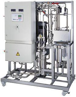 Reverse osmosis water treatment plant / hemodialysis hercopur Herco Wassertechnik GmbH