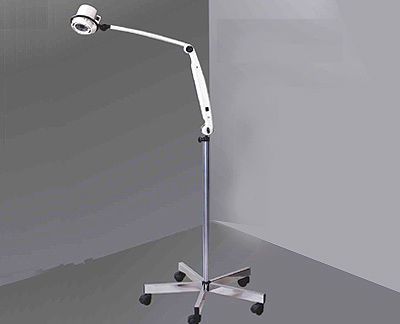 LED examination lamp / on casters 15000 lux | SPARX LEDF004 HARDIK MEDI-TECH