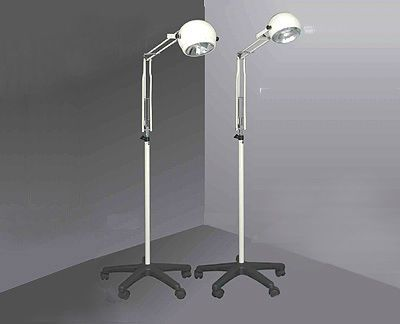 Halogen examination lamp / on casters SPARX EL03, SPARX EL04 HARDIK MEDI-TECH