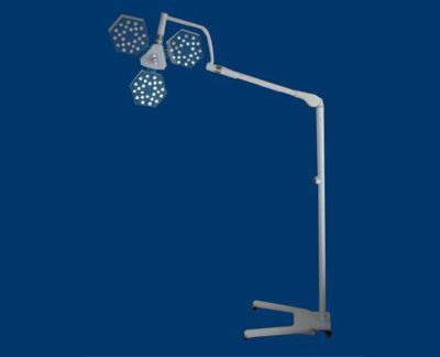 LED surgical light / mobile / 1-arm 130 000 - 160 000 lux | SPARX-LED 04 HARDIK MEDI-TECH