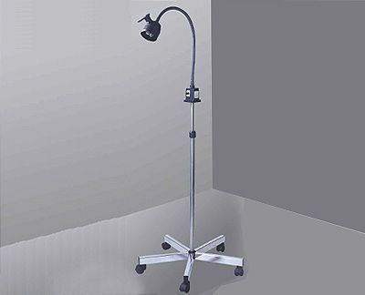 LED examination lamp / on casters 5000 lux | SPARX LED1007A HARDIK MEDI-TECH