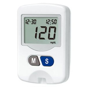 Blood glucose meter HL588 HEALTH & LIFE