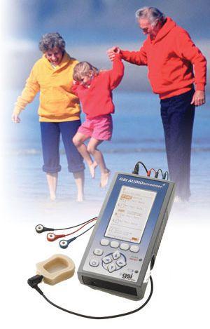 Evoked auditory potential measurement system (audiometry) / otoacoustic emission measurement system / digital GSI AUDIOscreener+ Grason-Stadler
