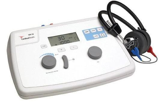 Screening audiometer (audiometry) / audiometer / digital GSI 18 Grason-Stadler