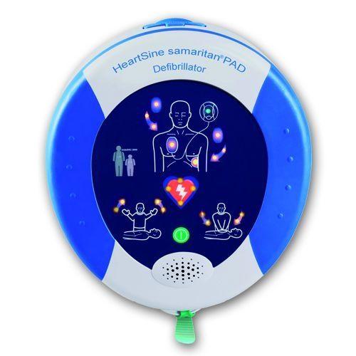 Semi-automatic external defibrillator / public access PAD 300P hagenuk - ITM Einkaufs