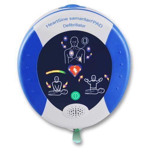 Automatic external defibrillator / public access PAD 500P hagenuk - ITM Einkaufs