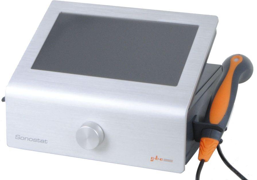 Ultrasound diathermy unit (physiotherapy) / 1-channel SONOSTAT Touch - 1/3 MHz gbo Medizintechnik AG