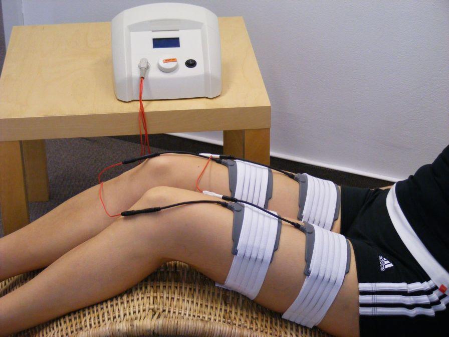 Electro-stimulator (physiotherapy) / 1-channel HiToP® 191 gbo Medizintechnik AG