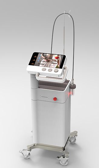 Gynecological surgery laser / diode / on trolley Gynecology laser GIGAA LASER