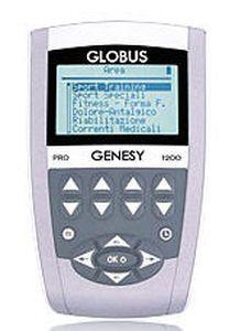Electro-stimulator (physiotherapy) / hand-held / TENS / NMES Genesy 1200 Pro Globus Italia