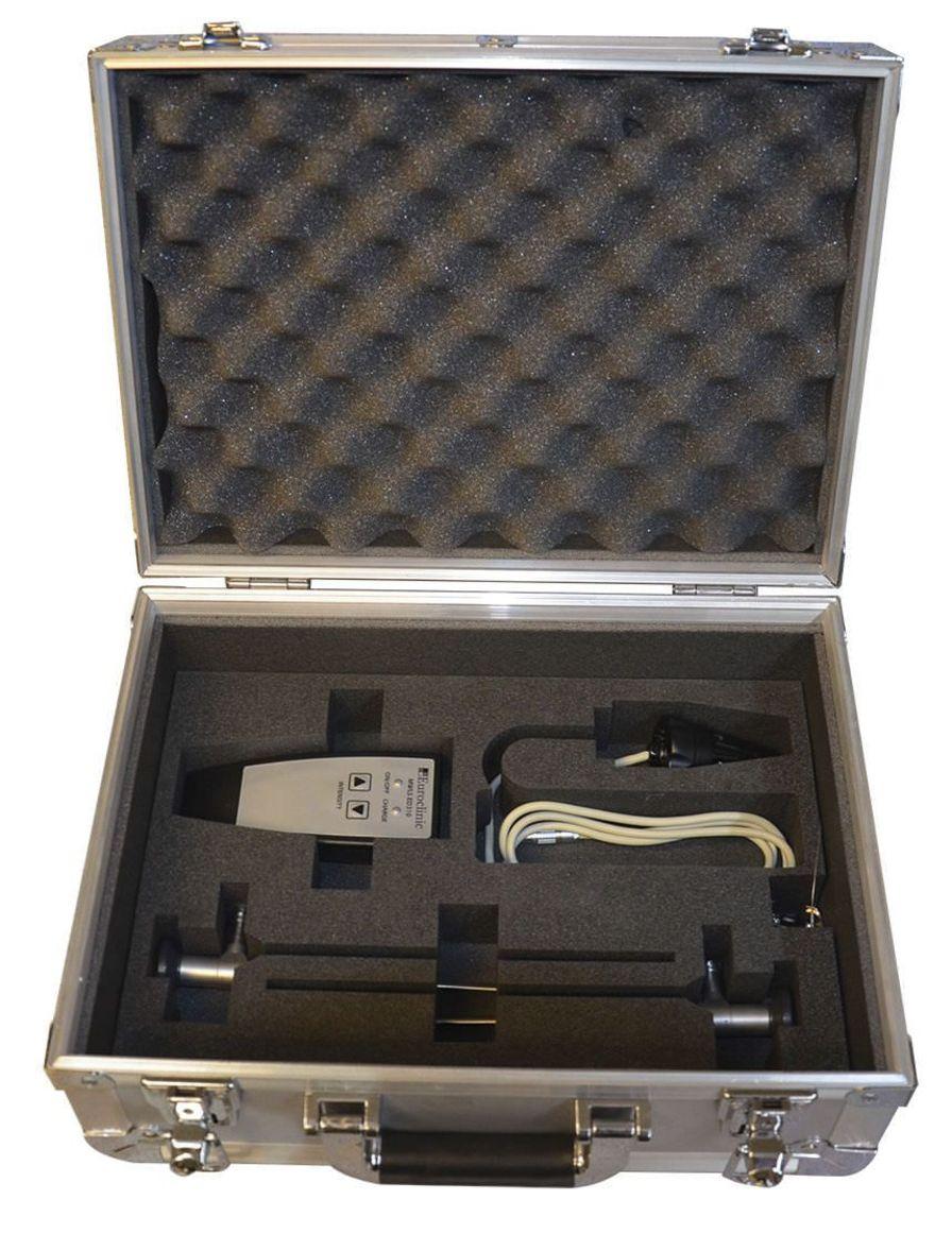 Digital camera head / endoscope / with LED light PORTABLE SYSTEM ED730 EUROCLINIC