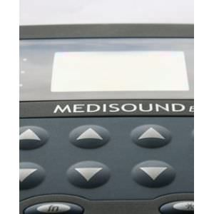 Ultrasound diathermy unit (physiotherapy) / 1-channel MEDISOUND 1000 Globus Italia
