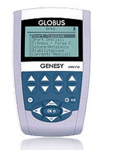 Electro-stimulator (physiotherapy) / hand-held / EMS / 4-channel Genesy Micro Globus Italia