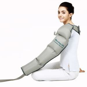 Pressure therapy unit (physiotherapy) / 4 independent cells G 3000 Premium Globus Italia