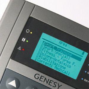 Electro-stimulator (physiotherapy) / NMES / EMS / TENS Genesy 3000 Globus Italia