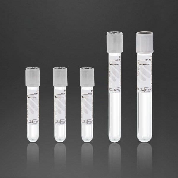 Collection tube 2 - 9 mL | Vacumed® 42910, Vacumed® 44919 F.L. Medical