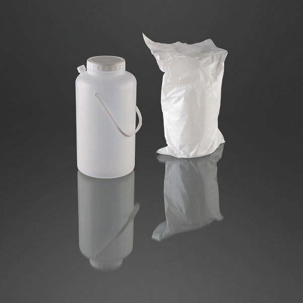 24-h urine sample container 2500 mL | 25103, 25104 F.L. Medical