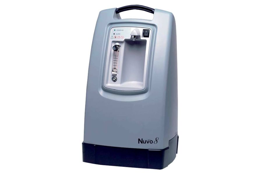 Portable oxygen concentrator 2 - 8 L/mn | NUVO 8 GCE