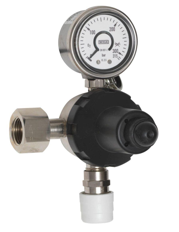 Medical gas pressure regulator / adjustable-flow VARIMED GCE