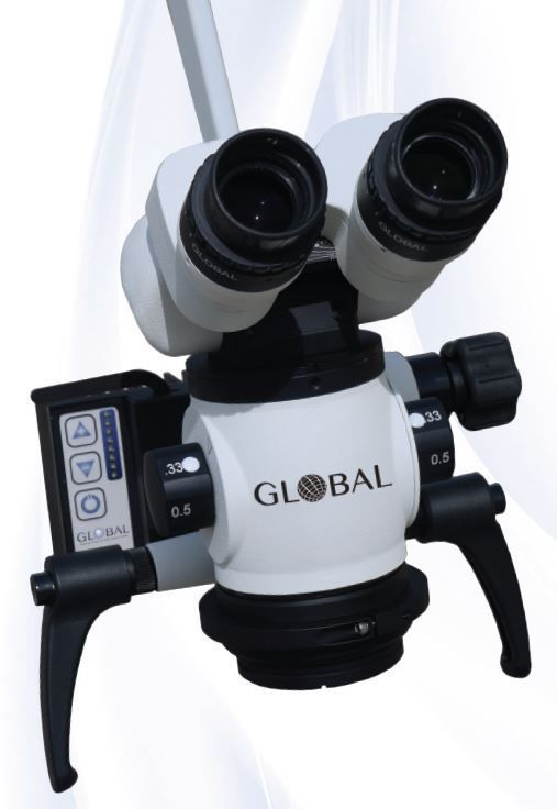 (surgical microscopy) / examination microscope / for dental examination / mobile G6 Global Surgical Corporation