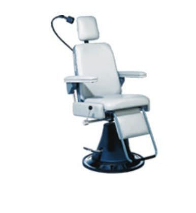 ENT examination chair / electro-hydraulic / height-adjustable / with adjustable backrest SMR® Apex 2400 Global Surgical Corporation