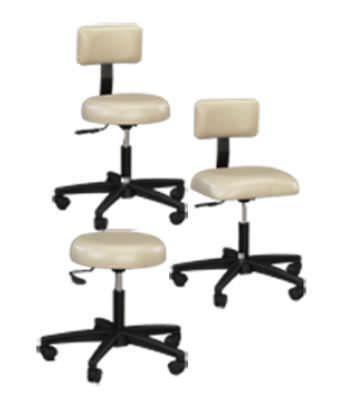 Medical stool / height-adjustable SMR® Stools Global Surgical Corporation